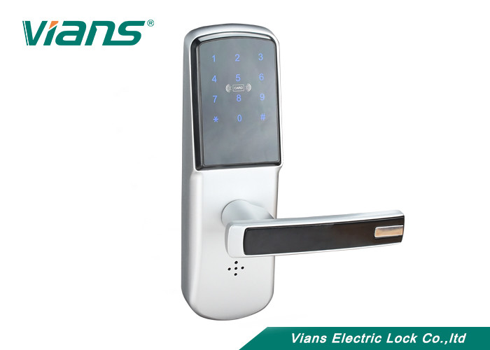 Smart Phone Bluetooth Door Lock 3 Years Warranty With Password / Card Reader